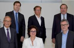 Table ronde organisée par Option Droit & Affaires autour du thème de la transmission d'entreprise
