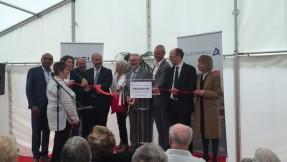 Inauguration de la nouvelle Résidence Services Seniors co-financée par A Plus Finance